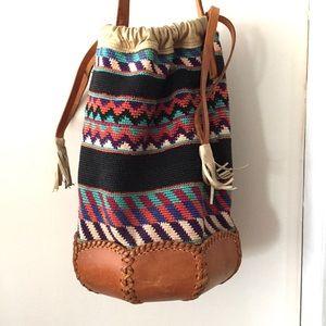 Santa Fe Boho Hobo Bag
